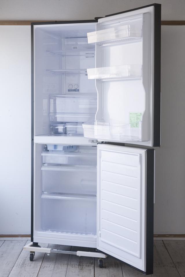 AQUA:アクアの2ドア冷蔵庫「AQR-SD27A」-06