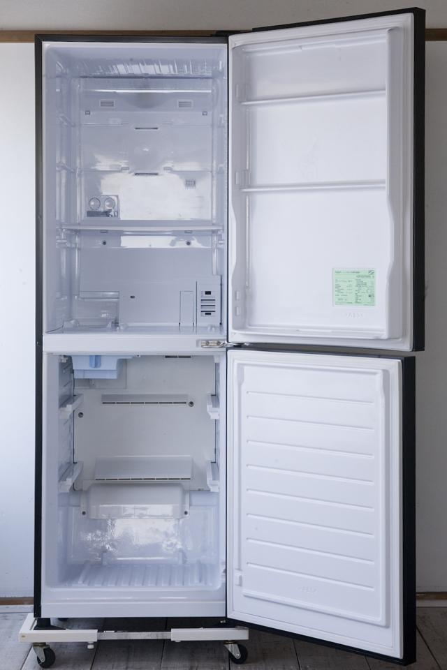 AQUA:アクアの2ドア冷蔵庫「AQR-SD27A」-07