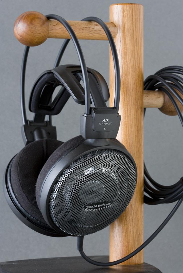 audio-technica:オーディオテクニカのエアーダイナミックヘッドホン「ATH-AD700X」