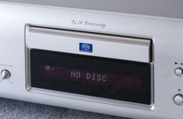 DENON:デノンのSACD:スーパーオーディオCDプレーヤー「DCD-1500AE」-03