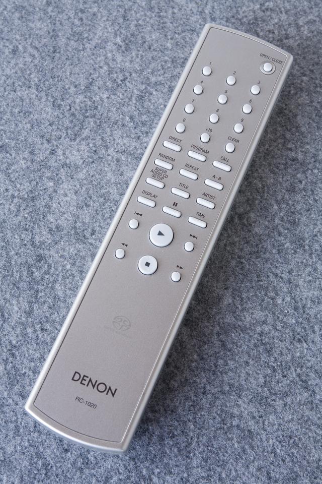 DENON:デノンのSACD:スーパーオーディオCDプレーヤー「DCD-1500AE」-13