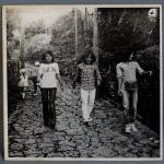 自主レーベル「SUBMARINE:イエローサブマリン」のLPレコード、「うりずんの島:KSF-142(YESC-31)」
