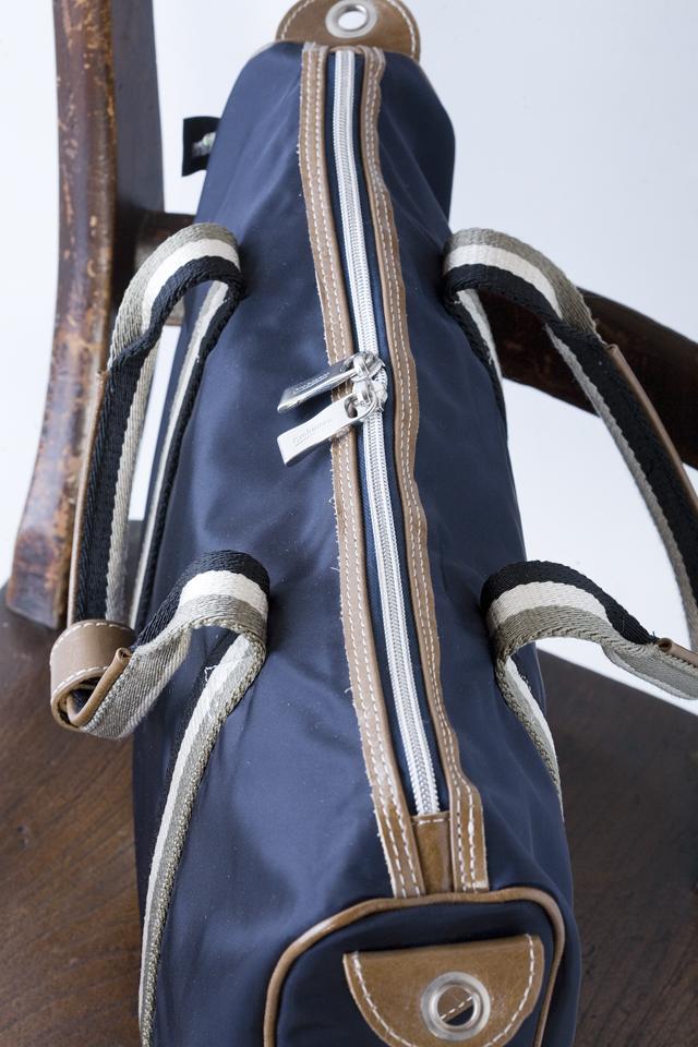 Orobianco:オロビアンコのショルダーストラップ付2WAY仕様ブリーフケース・ビジネスバッグ「ROVESCIANTE-C:ロべッシアンテ」-05