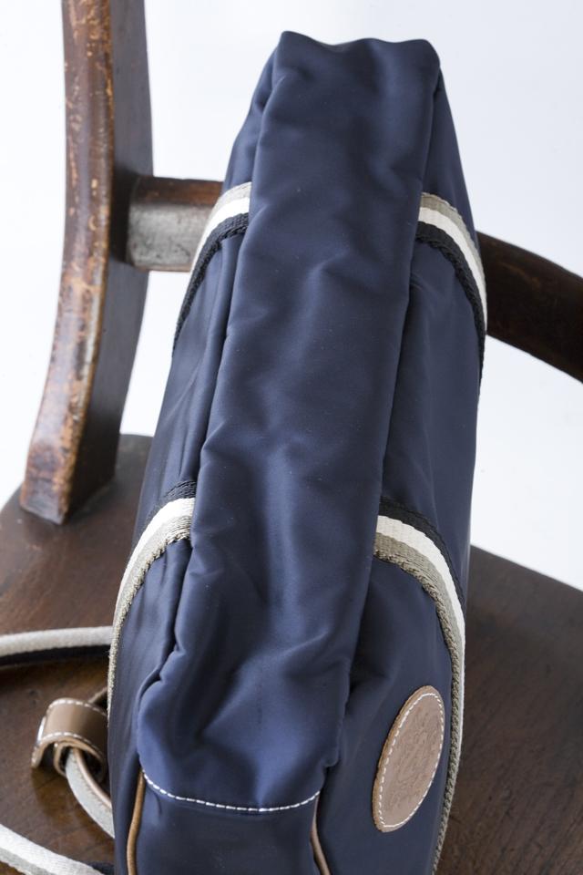Orobianco:オロビアンコのショルダーストラップ付2WAY仕様ブリーフケース・ビジネスバッグ「ROVESCIANTE-C:ロべッシアンテ」-06
