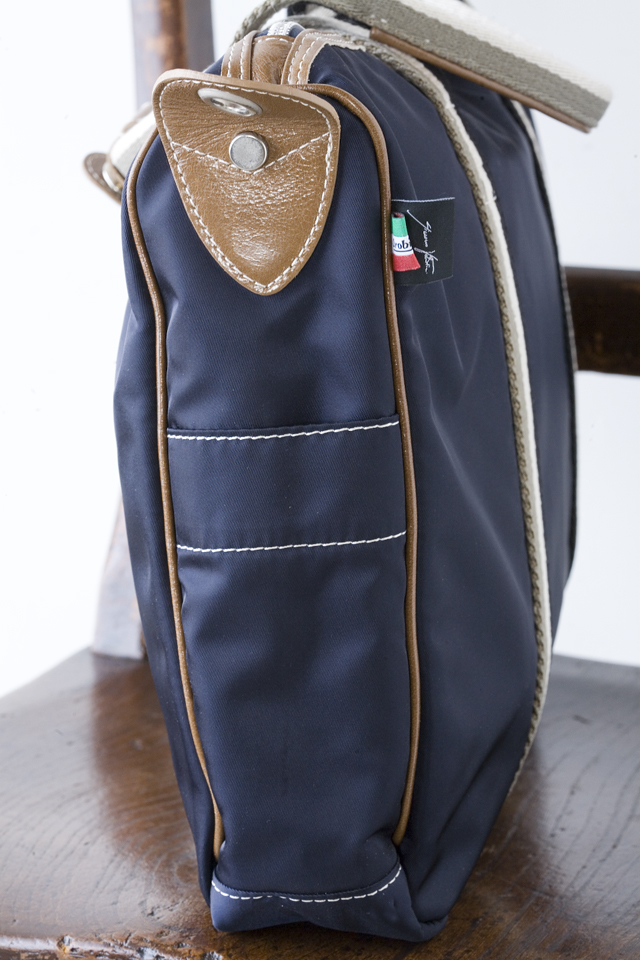 Orobianco:オロビアンコのショルダーストラップ付2WAY仕様ブリーフケース・ビジネスバッグ「ROVESCIANTE-C:ロべッシアンテ」-07