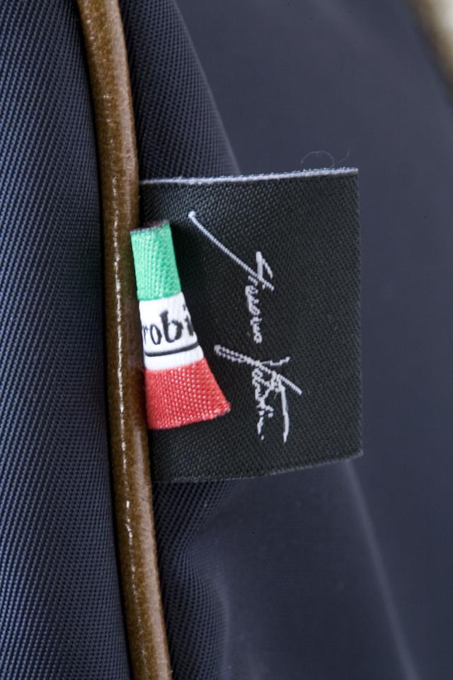 Orobianco:オロビアンコのショルダーストラップ付2WAY仕様ブリーフケース・ビジネスバッグ「ROVESCIANTE-C:ロべッシアンテ」-08