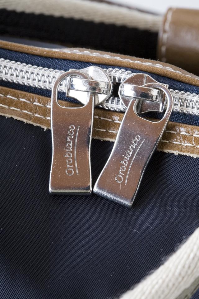 Orobianco:オロビアンコのショルダーストラップ付2WAY仕様ブリーフケース・ビジネスバッグ「ROVESCIANTE-C:ロべッシアンテ」-10