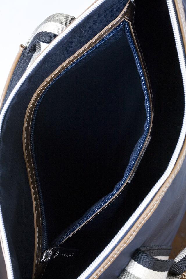 Orobianco:オロビアンコのショルダーストラップ付2WAY仕様ブリーフケース・ビジネスバッグ「ROVESCIANTE-C:ロべッシアンテ」-16