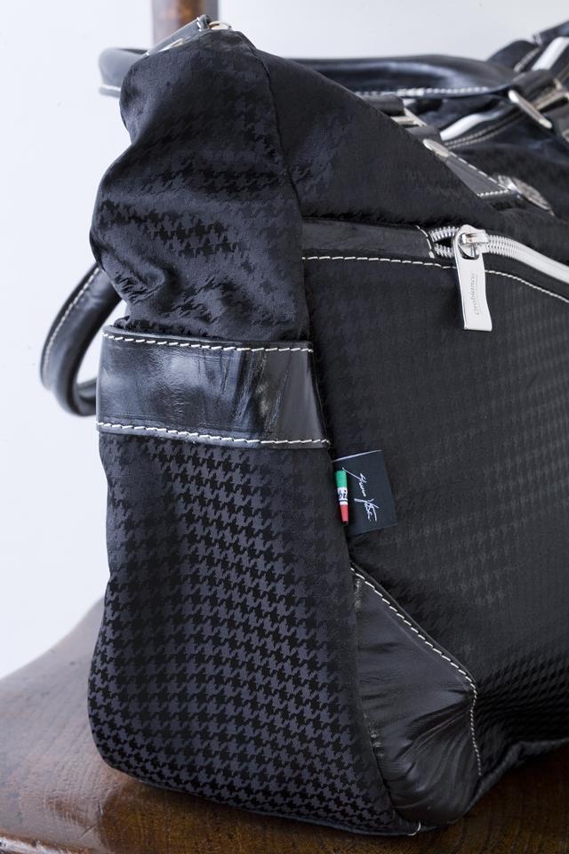 Orobianco:オロビアンコのショルダー&ハンドストラップ付3WAY仕様ブリーフケース・ビジネスバッグ「SILVOFFICE-G:シルヴォフィス」-07