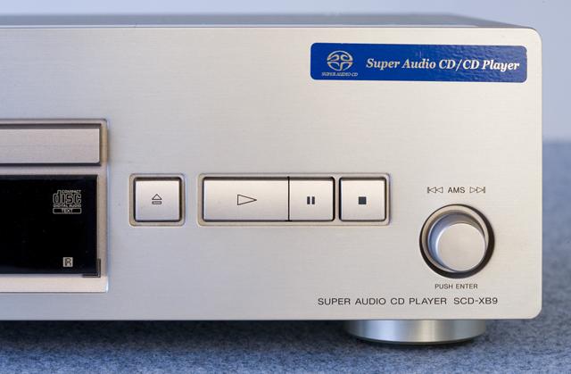 SONY:ソニーのSACD:スーパーオーディオCDプレーヤー「SCD-XB9」-04