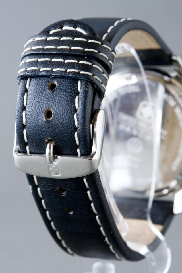 SWISS MILITARY:スイスミリタリークロノグラフ腕時計NAVIGATOR:ナビゲーター「MILITARY-173」-08