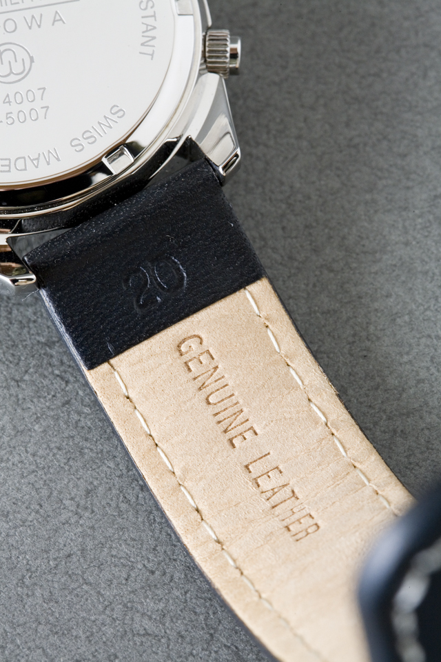 SWISS MILITARY:スイスミリタリークロノグラフ腕時計NAVIGATOR:ナビゲーター「MILITARY-173」-14