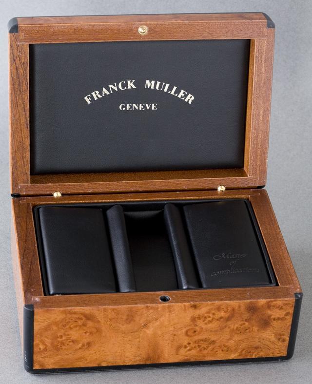 「FRANCK MULLER:フランクミュラー」の腕時計用ケース-03