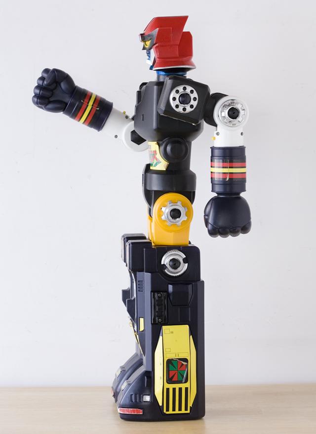 ポピーの巨大ロボット工場「未来ロボ ダルタニアス」-06