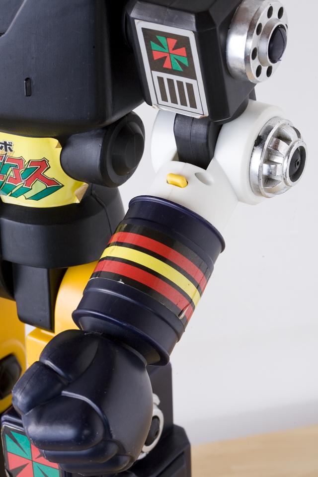 ポピーの巨大ロボット工場「未来ロボ ダルタニアス」-07