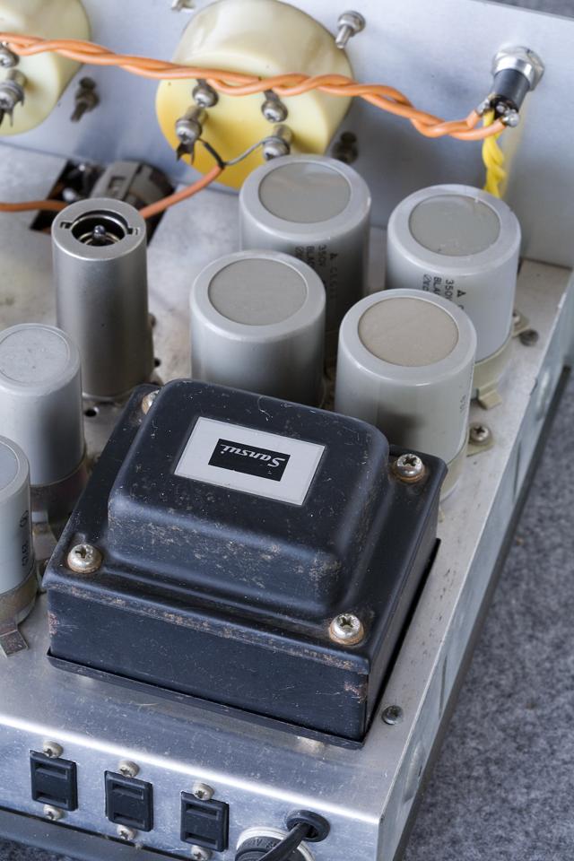 LEAD:リードの真空管プリアンプ-11