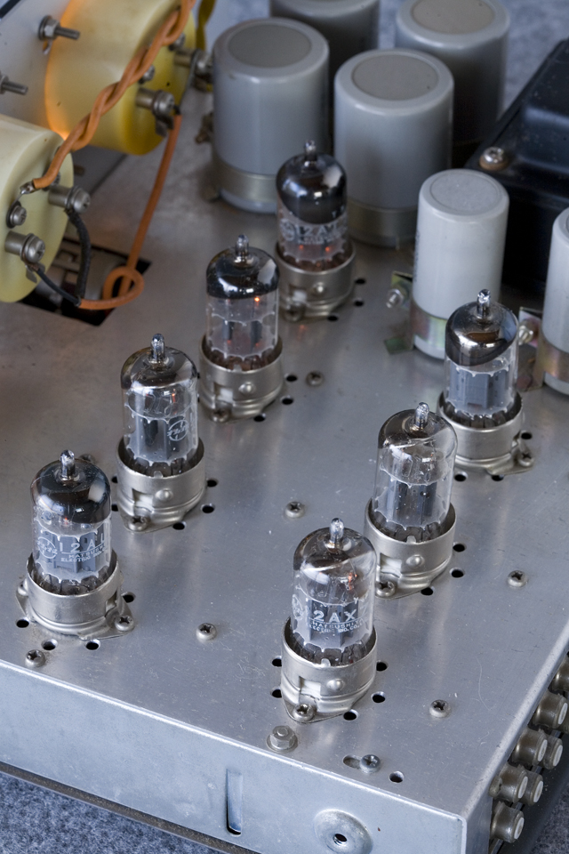LEAD:リードの真空管プリアンプ-14