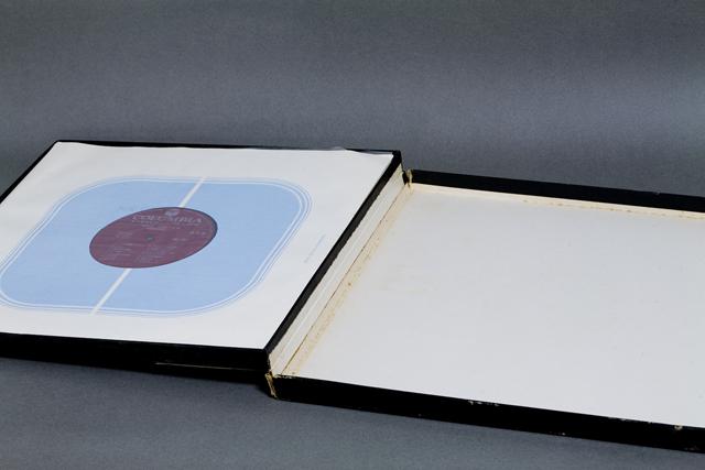 Columbia:コロンビアの3枚組LPレコードBOX:ボックス、総集篇「沖縄の音楽」CLS-5202-4-05