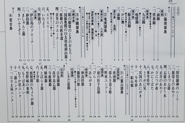 VICTOR:ビクターの3枚組LPレコードBOX:ボックス、日本の民俗音楽:第12巻「沖縄・薩南諸島」SJL-2199-2201-08