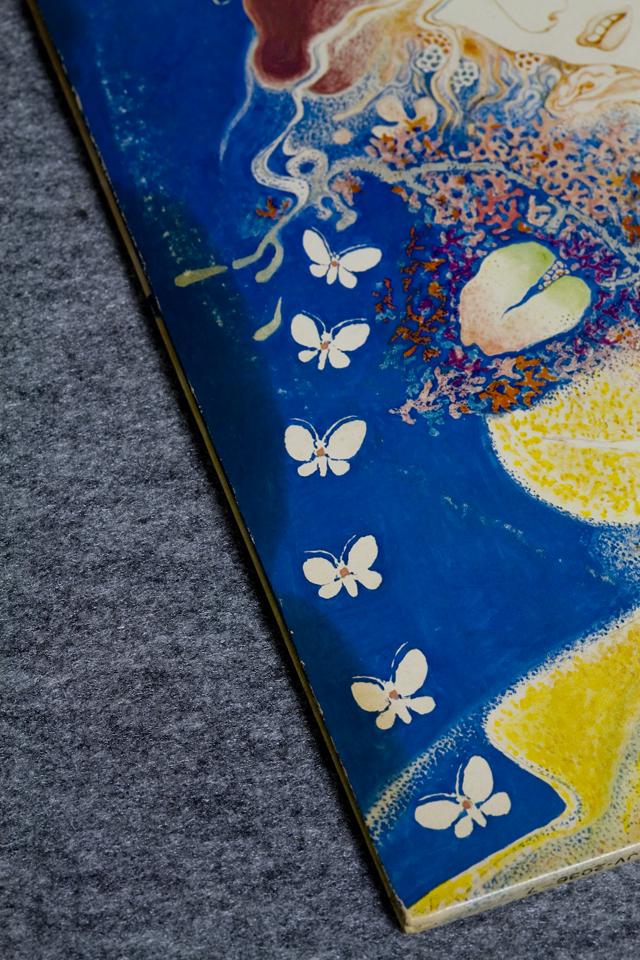 VICTOR:ビクター2枚組LPレコード、琉球フェスティバル「又・沖縄情歌行」SJV-2036-7-02