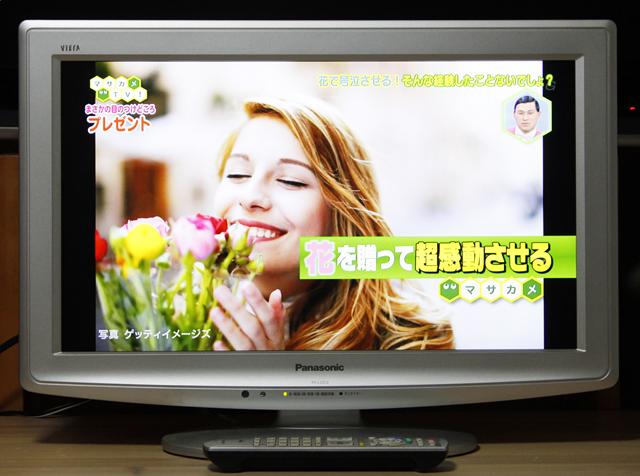 Panasonic:パナソニックの22V型中古液晶テレビ:TV、VIERA:ビエラ「TH-L22C2-S」-02