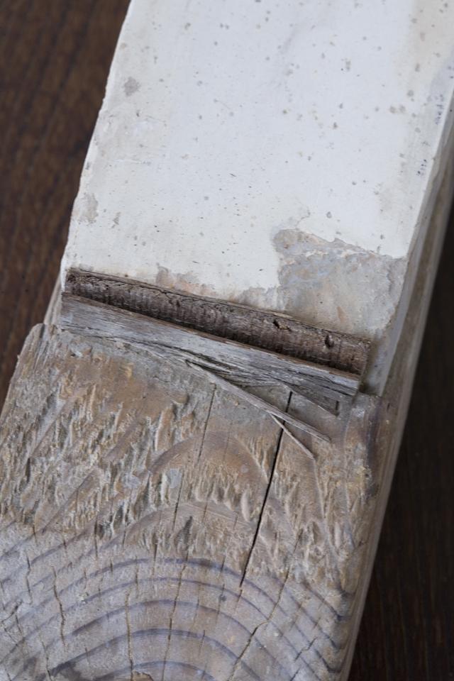 大工道具、仕上鉋(千代弘)と砥石のセット-11