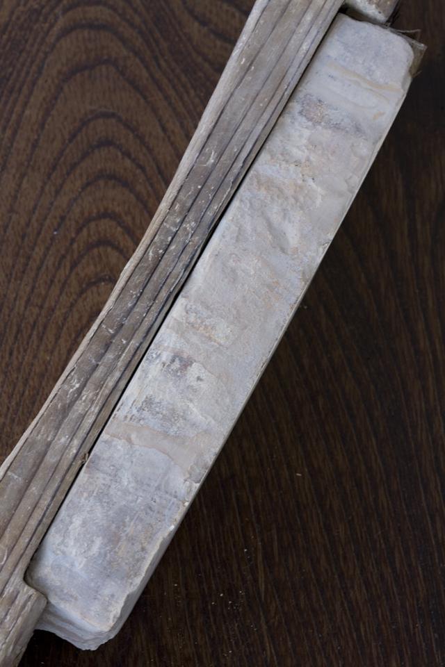 大工道具、仕上鉋(千代弘)と砥石のセット-15