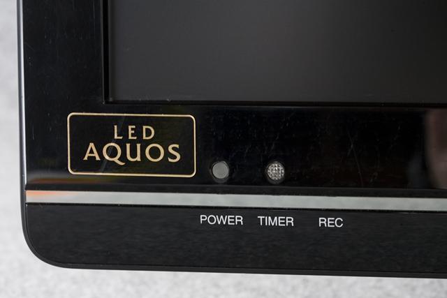 SHARP:シャープの22V型液晶テレビ:TV、AQUOS:アクオス「LC-22K7」-04