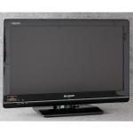 SHARP:シャープの22V型液晶テレビ:TV、AQUOS:アクオス「LC-22K7」