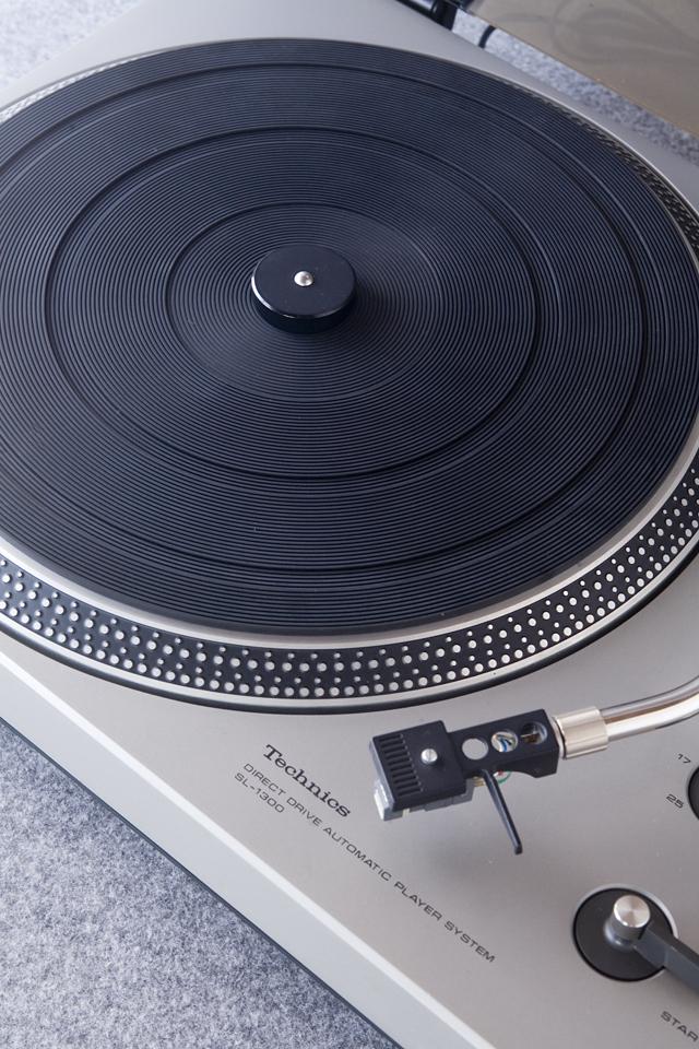 Technics:テクニクスのターンテーブル・レコードプレーヤー「SL-1300」-03