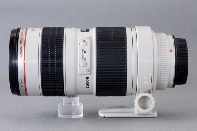 Canon:キャノンの一眼レフカメラ用の交換望遠レンズ「EF70-200mm f/2.8L USM」-02