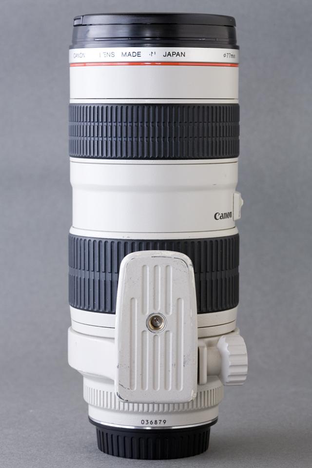 Canon:キャノンの一眼レフカメラ用の交換望遠レンズ「EF70-200mm f/2.8L USM」-12