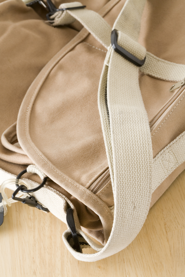 DOMKE:ドンケのアメリカ製新聞記者用取材バッグ「F-802」-09