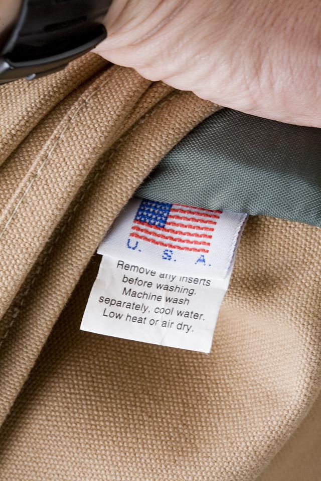 DOMKE:ドンケのアメリカ製新聞記者用取材バッグ「F-802」-14