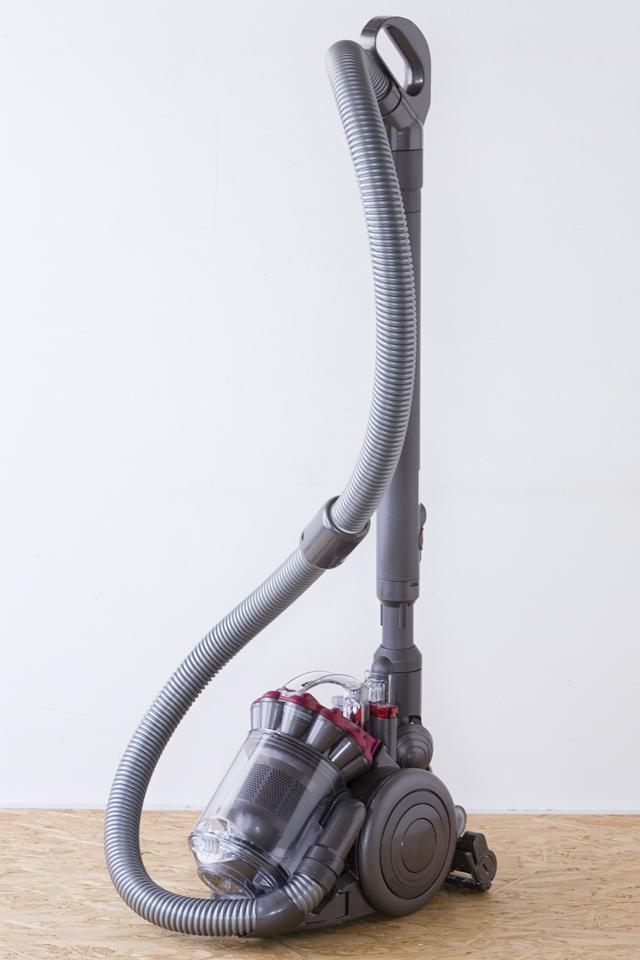 「dyson:ダイソン」のサイクロン掃除機、「DC26」タービンヘッド-03