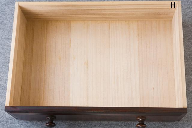 北海道民芸家具の小物タンス「HM535」-19a