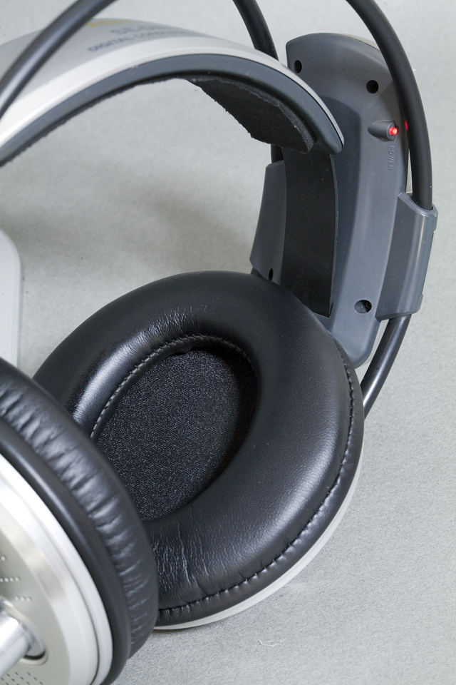 Pioneer:パイオニアのデジタルコードレスサラウンドヘッドホンシステム-12