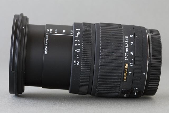 SIGMA:シグマのCanon:キャノンデジタル一眼レフカメラ用のAF交換ズームレンズ「17-70mm F2.8-4.5 DC MACRO」-03