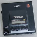 SONY:ソニーのDiscman:ディスクマン「D-303」