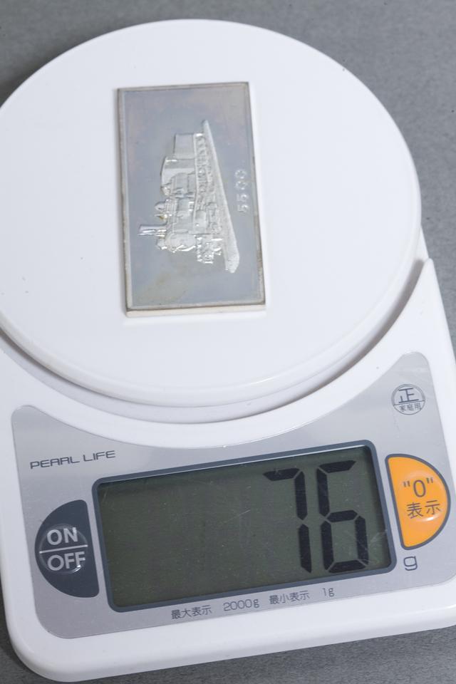 SLグッズ「栄光の蒸気機関車」銀製プレート12枚額入り-09