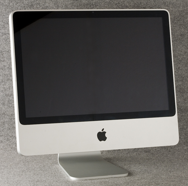 Apple:アップルのiMac「A1224」-01