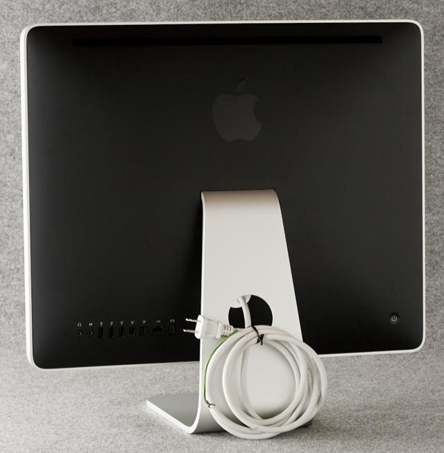 Apple:アップルのiMac「A1224」-02