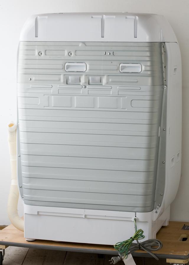HITACHI:日立のドラム式洗濯乾燥機、ビッグドラム「BD-V3500L」-03
