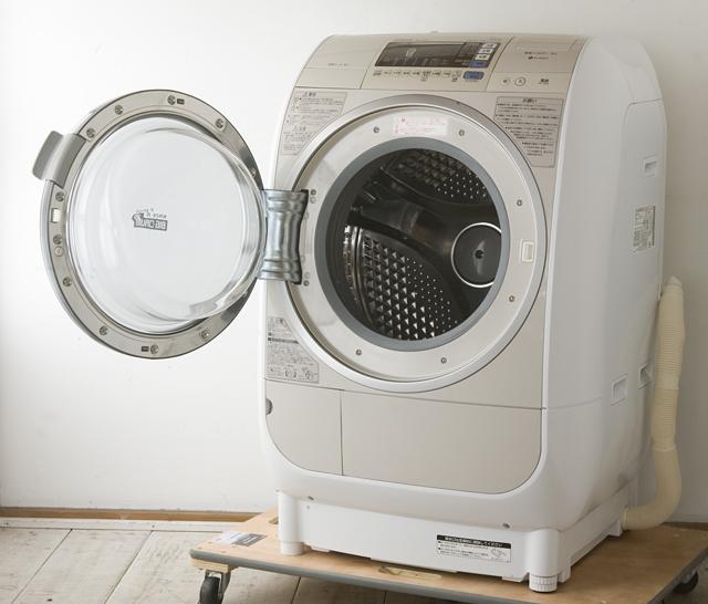 HITACHI:日立のドラム式洗濯乾燥機、ビッグドラム「BD-V3500L」-05