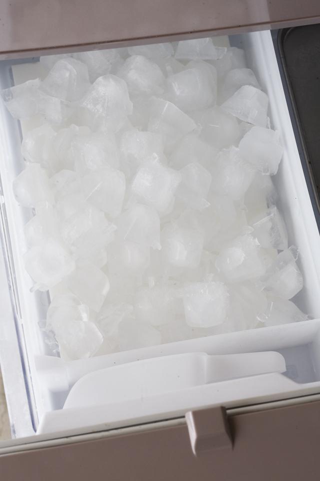 MITSUBISHI:三菱の自動製氷機能付3ドア冷凍冷蔵庫「MR-C34W」-17