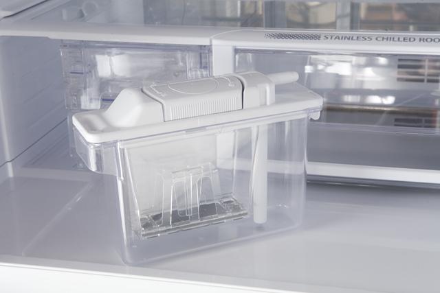 SHARP:シャープのプラズマクラスター搭載6フレンチドア冷蔵庫「SJ-XF47X-T」-12
