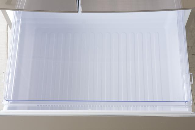 SHARP:シャープのプラズマクラスター搭載6フレンチドア冷蔵庫「SJ-XF47X-T」-16