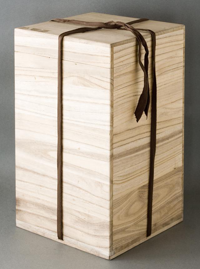 韓国人間文化財「柳海剛:ユ・ヘガン」の高麗青磁象嵌雲鶴文梅瓶-04