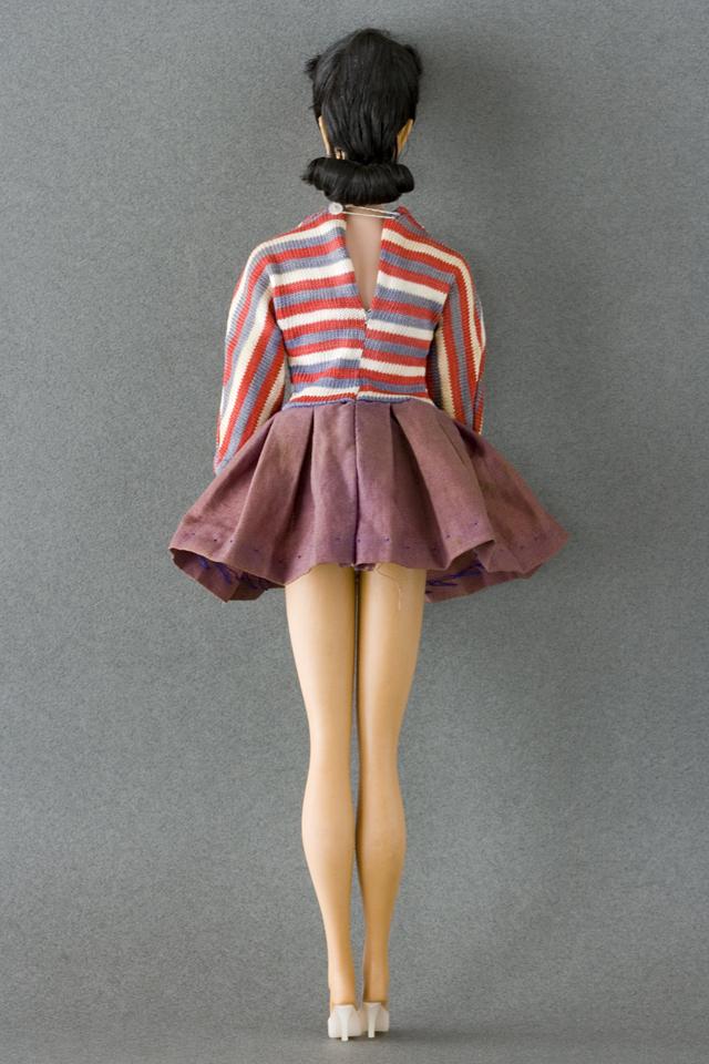 古いMATTEL:マテル社のBarbie:バービー人形-02