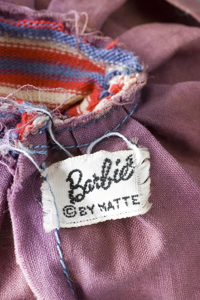 古いMATTEL:マテル社のBarbie:バービー人形-05